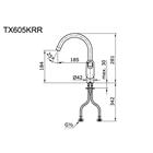 Kran Air Toto TX 605 KRR 2