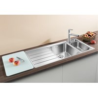 Jual Blanco Axis II 6 S-IF Kitchen Sink 2