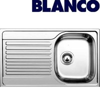 Kitchen Sink Blanco Tipo 45 S  1