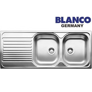 Kitchen Sink Blanco Tipo 8 S