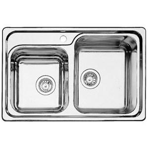 Kitchen Sink Blanco Tipo XL 9