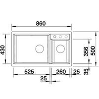 Jual Kitchen Sink Blanco Metra 9 2