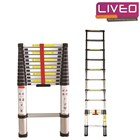 Tangga Single Telescopic (3.8 m) Liveo LV 202  1