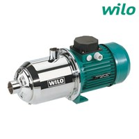Jual Wilo Pompa air tipe MHI203E Pompa Horizontal Multistage Stainless Steel  2