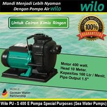 Wilo PU S 400 E Pompa Special Purposes (Sea Water Pumps)
