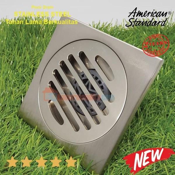 Floor Drain Deodorization American Standard Anti Bau & Anti Banjir