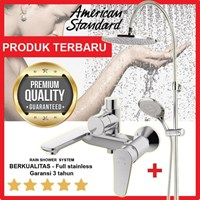 Jual American Standard Keran Shower Milano Free Towel Rack 2