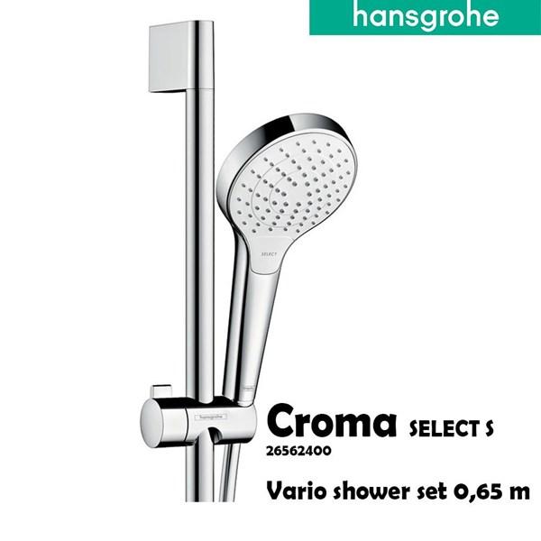 Hansgrohe shower tiang Seri croma select S