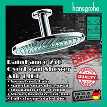 hansgrohe OverHead Shower Raindance 240