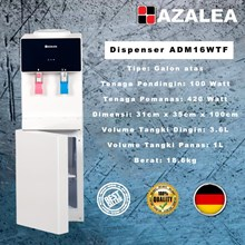 Azalea ADM16WT Dispenser Air