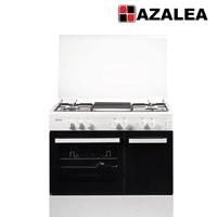 Distributor Azalea ALISTER9BG4VC Kompor Free Standing Premium 3