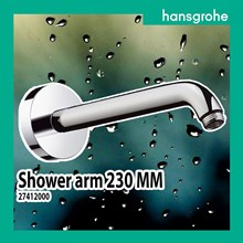 hansgrohe shower arm 230 mm