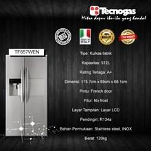 Tecnogas TF657WEN  Kulkas Dan Freezer