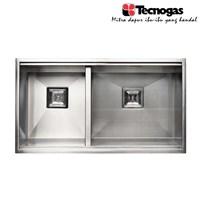 Jual Tecnogas TSQ842V Kitchen Sink 2