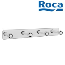 gantungan baju Roca Quadruple hook