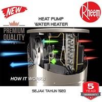 Jual Rheem Water Heater Listrik  heat pump 100 ltr