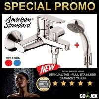 Promo American Standard keran shower panas dingin terbaru 2018 Neo Mod
