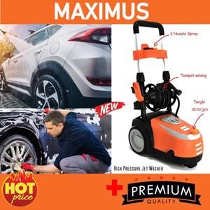 Dari Maximus High Pressure Cleaner Rumahan Termurah 1