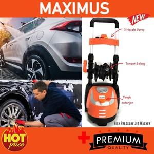 Dari Maximus High Pressure Cleaner Rumahan Termurah 2
