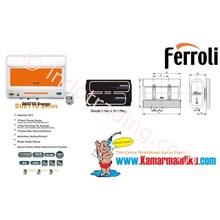 Pemanas Air Ferroli Duetto 30 Orange (Deda)
