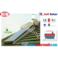 Pemanas Air Inti Solar  Eco 15 (Kapasitas 160 Liter)