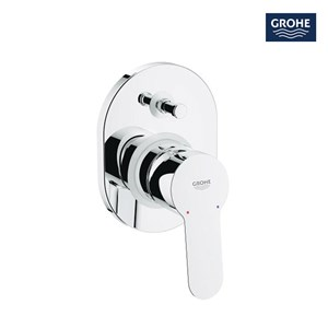 Dari Grohe Bau Edge Single Lever Bath 0