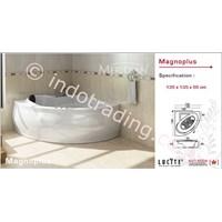 Bathtub Meridian Acrylic Crystal Magnoplus