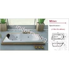 Bathtub Milan Meridian