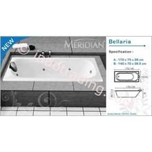 Bathtub Marble Bellaria Meridian