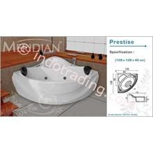 Bathtub Sudut Prestise Meridian