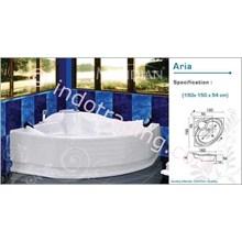 Bathtub Sudut Aria Meridian