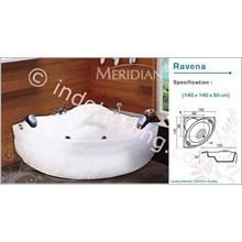 Bathtub Sudut Ravena Meridian
