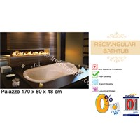 Bathtub Palazzo Crhysolite