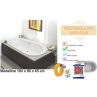 Bathtub Medelline Crhysolite