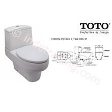 Toto Closet Cw 826J Sw826jp