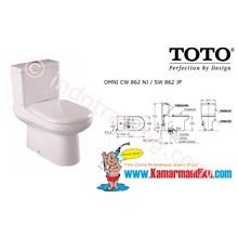 Toto Closet Cw 862Nj