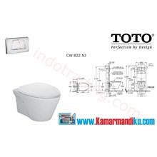 Toto Closet  Cw 822Nj