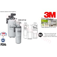 Filter Air 3M Clean Water System