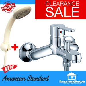 Dari American Standard Kran Mixer + Shower Cuci Gudang (habisin stok)  0