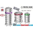 Tangki Air Stainless Steel Ps2500 (Kap 2500Liter) Merk Profil 1