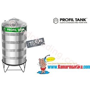 Tangki Air Stainless Steel Ps8000 (Kap 8000Liter) Merk Profil