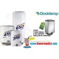 Pemanas Air Daalderop 30Liter Berkualitas Dan Hemat Energi