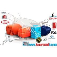 Tangki Air Dan Kimia Te50 (Kap 500 Liter) Merk Penguin