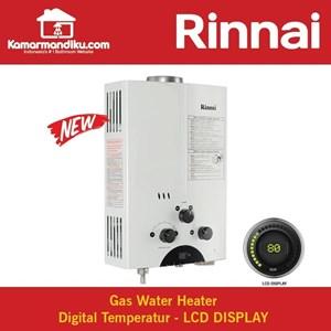 Dari RINNAI REU-5CFC Water Heater Gas ORIGINAL Dengan Digital Display 1