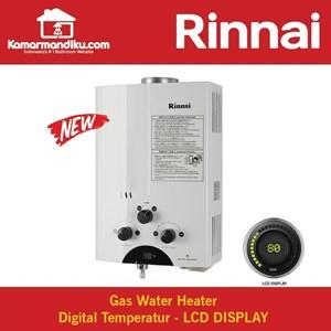 Dari RINNAI REU-5CFC Water Heater Gas ORIGINAL Dengan Digital Display 2