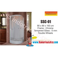 Jual Shower Screen Meridian Ssc 001