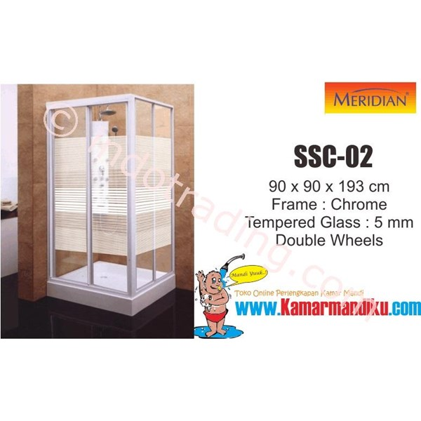 Shower Screen Meridian Ssc 002