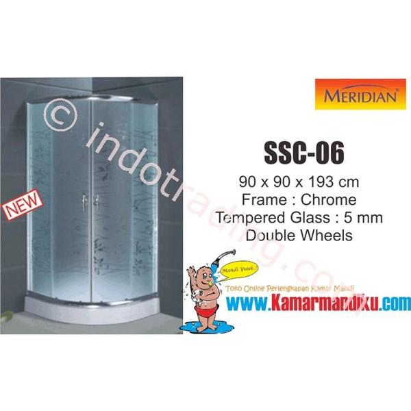 Shower Screen Meridian Ssc 006