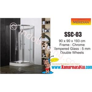 Shower Screen Meridian Ssc 003