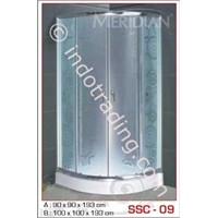 Jual Shower Screen Meridian Ssc 009